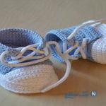 شیک ترین مدل پاپوش و کفش نوزادی پسرانه