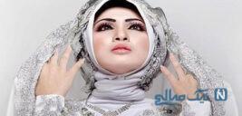 مدل تور عروس محجبه و باحجاب