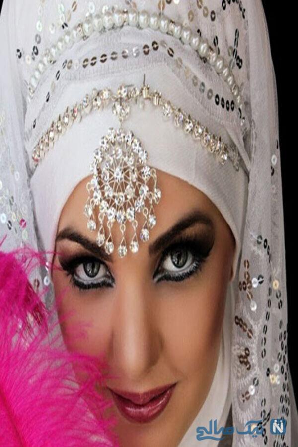 شیک ترین حجاب عروس