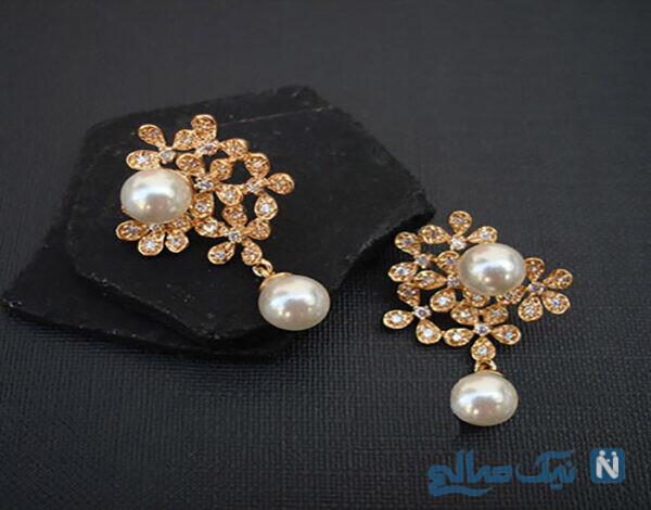 مدلهای جواهرات زیبا