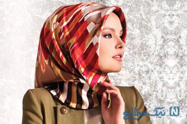 مدل حجاب