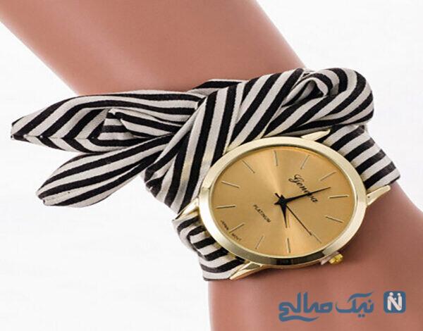 جدیدترین مدل ساعت دخترانه