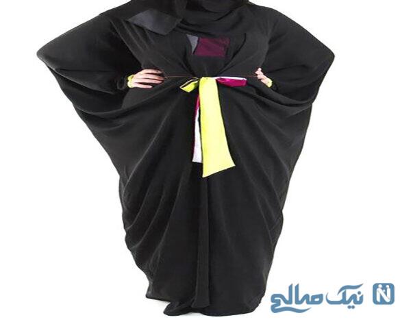 لباس زنانه عربی شیک