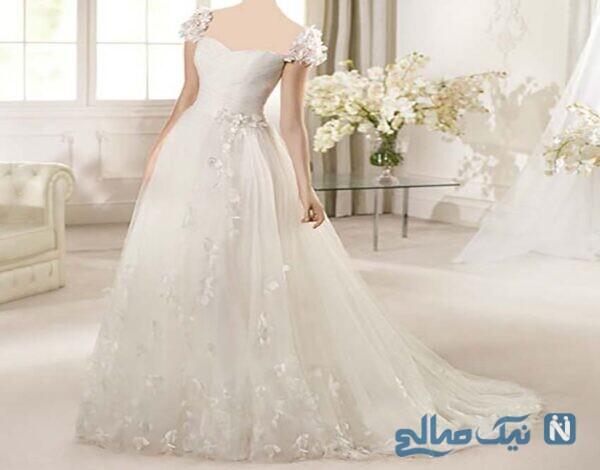 زیباترین مدل لباس عروس