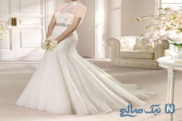 مدل لباس عروس خوشگل