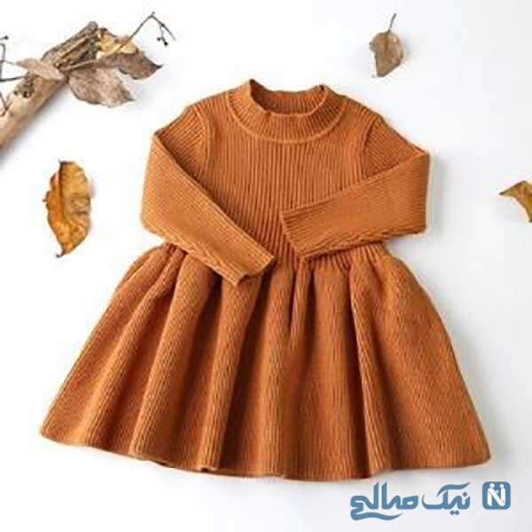 لباس پاییزی دخترانه