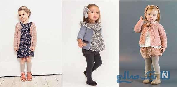 مدل لباس های بچگانه ی پاییزی