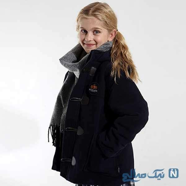 مدل پالتوی دخترانه جدید