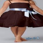 مدل پیراهن مجلسی دختربچه ها