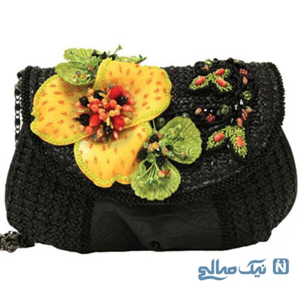 کیف زنانه مخصوص مجلسی