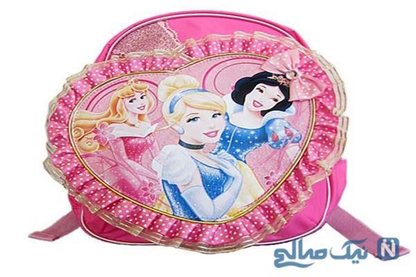 مدل کیف مدرسه ای دخترانه