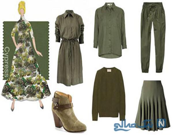 مدل لباس های پاییزی