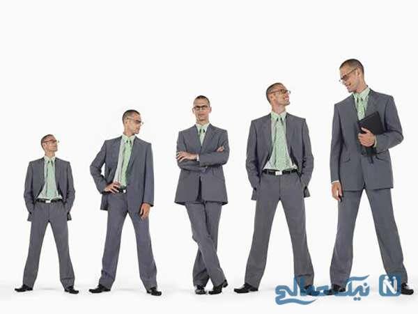 بلند قد شدن با رازهای انتخاب لباس