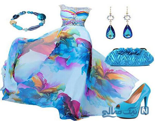 لباس شب برای عروسی