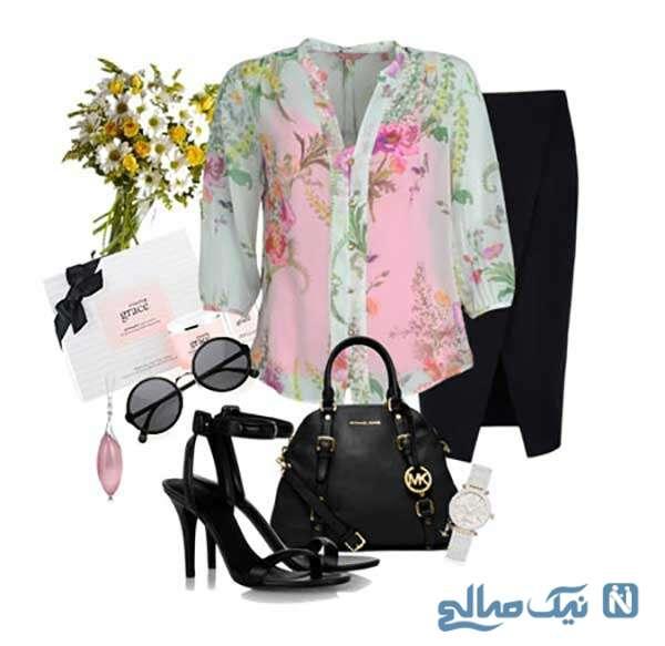 ست لباس stylish