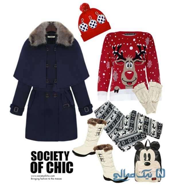 لباس در زمستان
