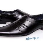 شیک ترین مدل کفش های مجلسی مردانه