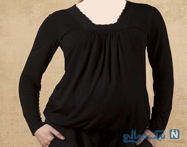 لباس بارداری شیک