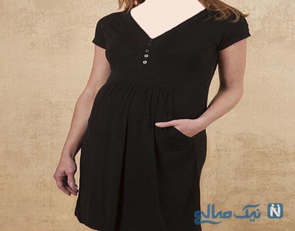 مدل پیراهن بارداری