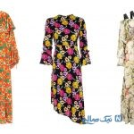 مدل پیراهن های بهاری به پیشنهاد مجله ELLE + تصاویر
