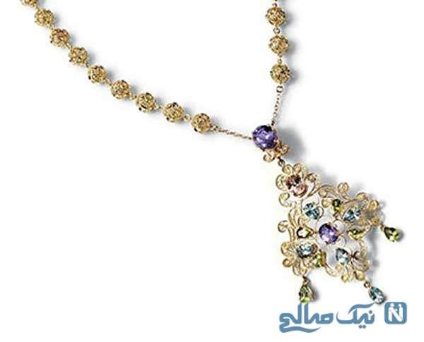 مدل جواهرات برند دولچه و گابا