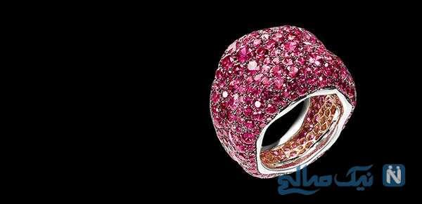 کلکسیون جواهرات رنگارنگ دولچه و گابانا