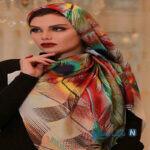 مدل های جدید شال و روسری پاییز