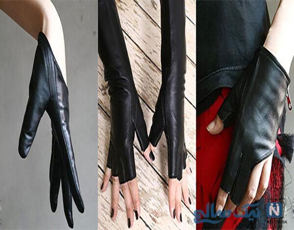 شیک ترین دستکش های زمستانی