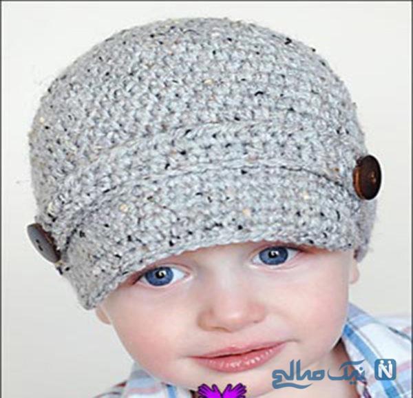 مدلهای کلاه بافتنی کودکانه