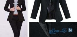 جدیدترین مدل کت و شلوار زنانه مجلسی بسیار زیبا