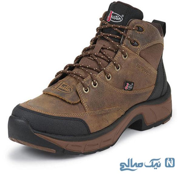 مدل کفش زمستانی مردانه