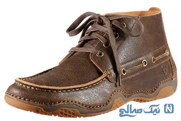 جدیدترین مدل کفش زمستانی برای آقایون زیبا پوش