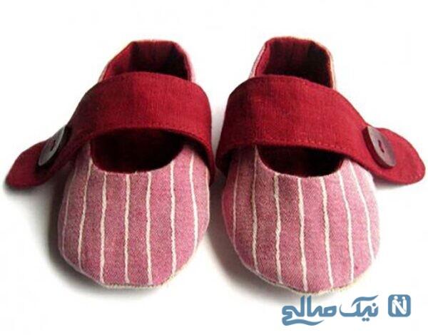 مدل کفش بچه گانه متفاوت