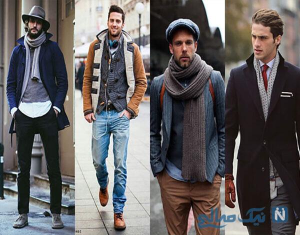 لباس های زمستانی مردانه در طرح های متنوع