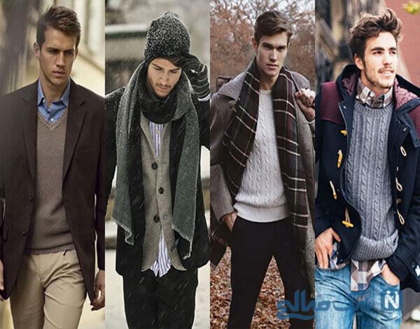 چگونه ست کردن لباس زمستانی