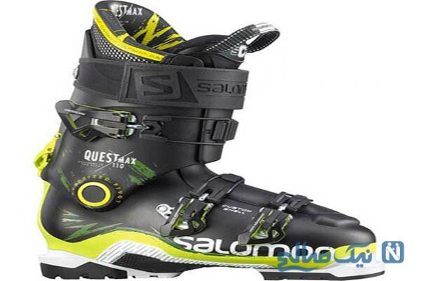 بهترین مدل کفش اسکی مردانه سالامون