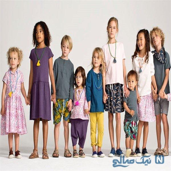 لباس بچه گانه اسپرت | مدل های زیبا و دوستداشتنی از لباس بچه گانه اسپرت