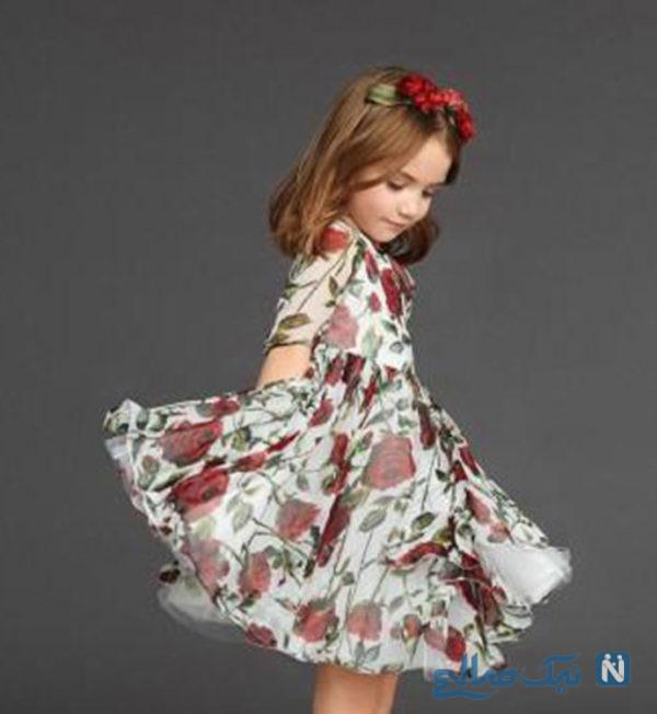 مدل لباس بچگانه سال جدید