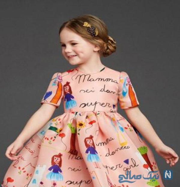 مدل لباس دخترانه سال جدید