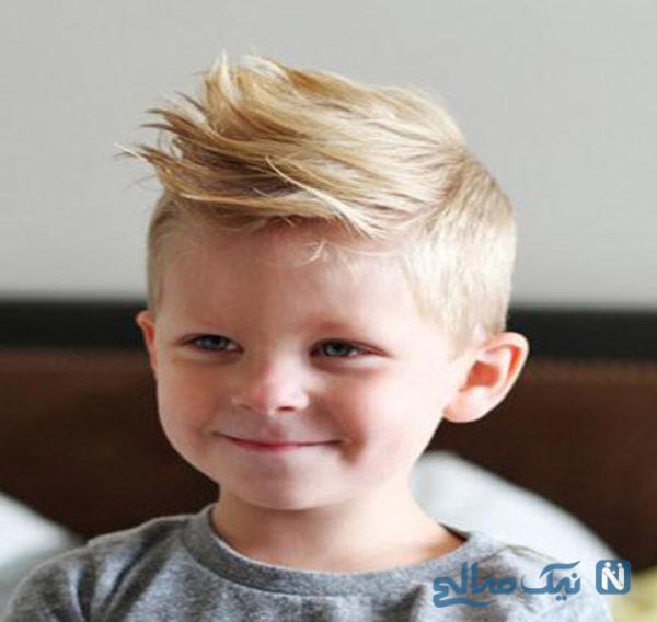 مدل موی اسپرت