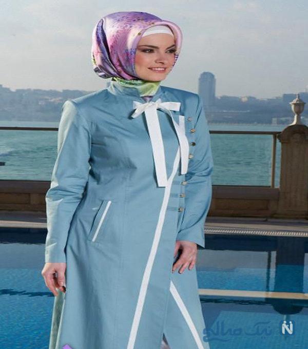 جدیدترین مدل مانتو ایرانی
