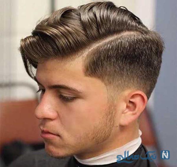 جدیدترین مدل مو پسرانه