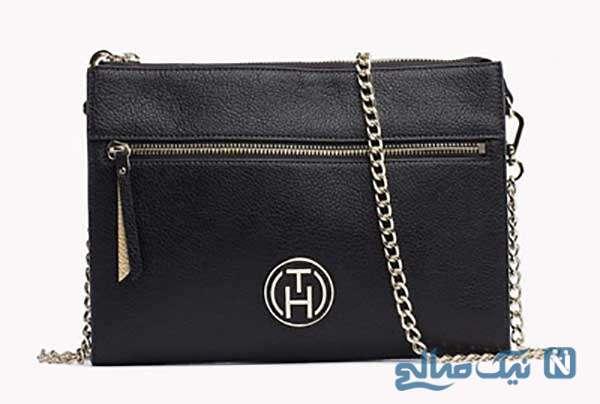 جدیدترین مدل کیف زنانه برند تامی هیلفیگر