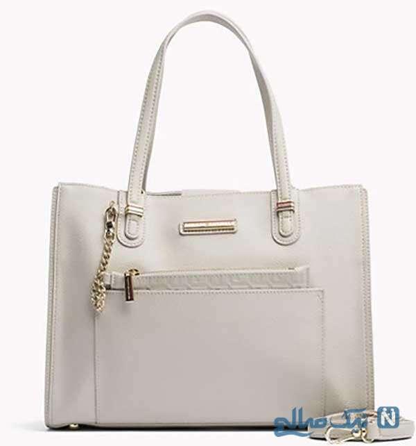 انواع مدل کیف زنانه برند تامی هیلفیگر