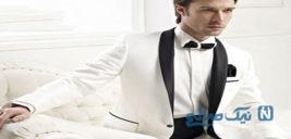 مدل های جدید کت و شلوار دامادی بسیار شیک مخصوص شیک پوشان