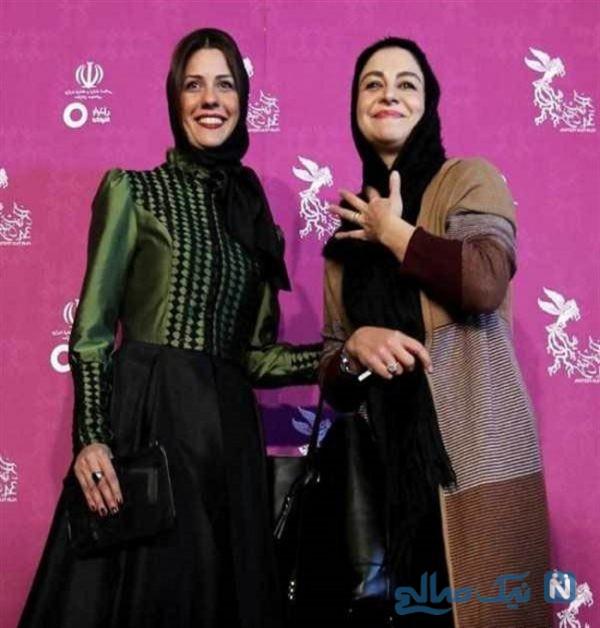 مدل مانتو و پالتو بازیگران زن ایرانی