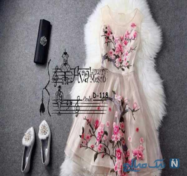 مدلهای لباس کوتاه گیپور