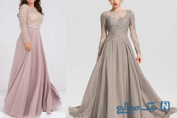 جدیدترین مدل لباس مجلسی زنانه و دخترانه بسیار شیک سال