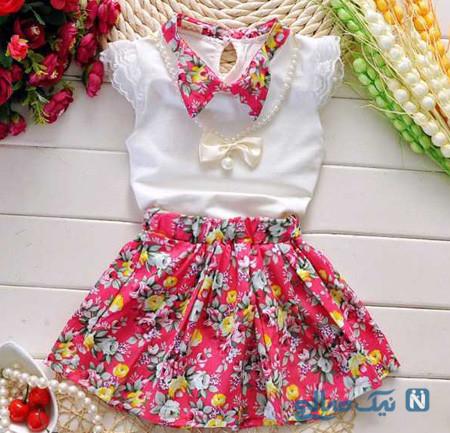 مدل لباس های دخترانه