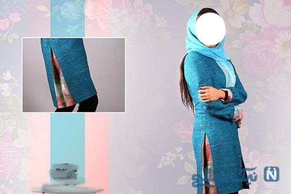 شیک ترین و جدیدترین مدل های مانتو ایرانی بسیار دیدنی